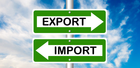 import and export terminology
