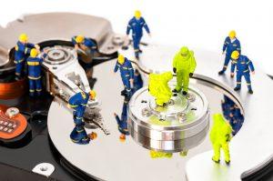 computer parts malware