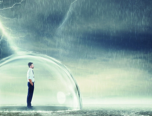 Conquer COVID Chaos by Finding Your Calm in the Eye of the Storm