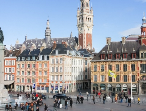 French Connections: These Cities Enable Rapid Spare Parts Deliveries