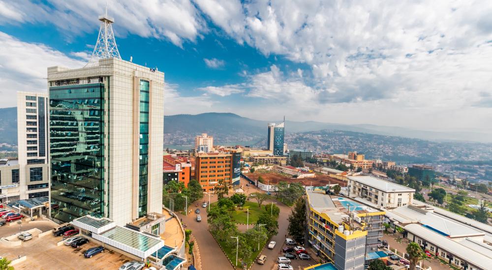 Kigali Rwanda Supply Chain and Logistics