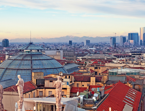 Driving Spare Parts Management in Italy: A Week in the Life of a Flash Global Partner Manager