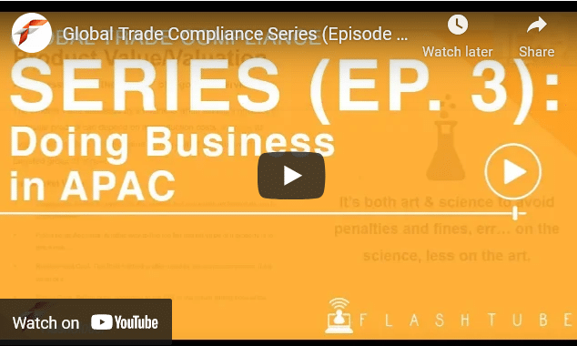 Doing Business in APAC