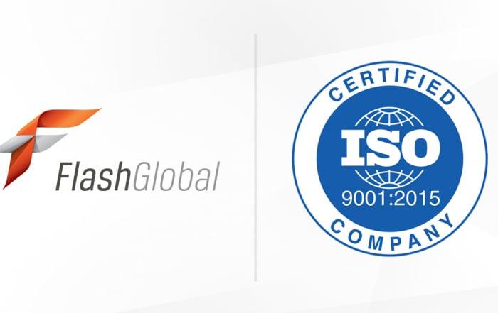 Flash Global ISO Certification
