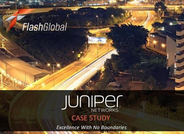 Flash Global Case Study on Juniper