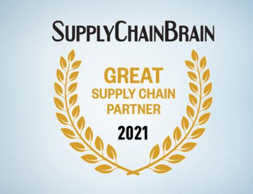 Great Supply Chain Partner 2021 Award
