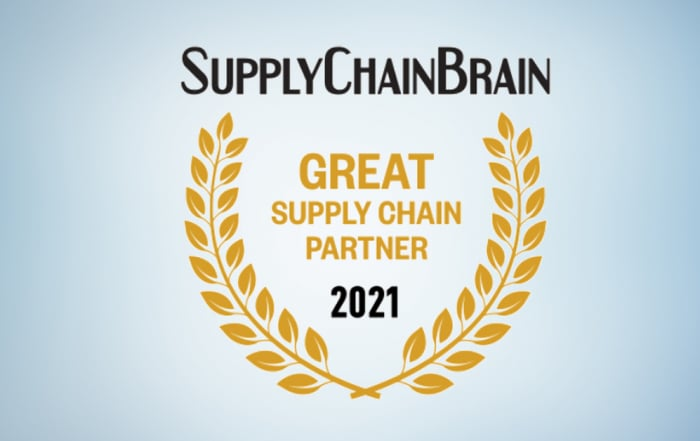 SCB Great Supply Chain Partner 2021