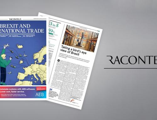 UK Times Publication – Covering Brexit