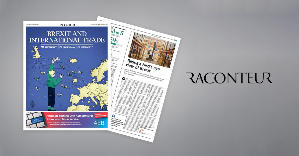 Raconteur Featured Image